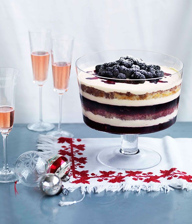 1000+ Images About Trifle, Summer Pudding, Cake & Other