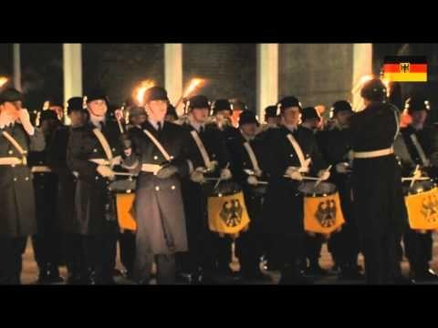 Großer Zapfenstreich für Verteidigungsminster a.D. Karl-Theodor zu Gutte...