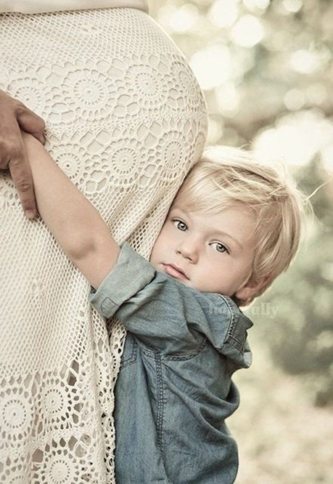 maternity photo ideas with child - Google Search