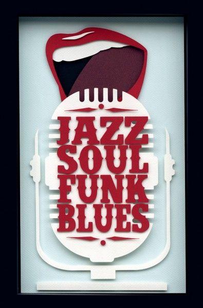 Jazz Soul Funk Blues by Ralph Sutton Designs