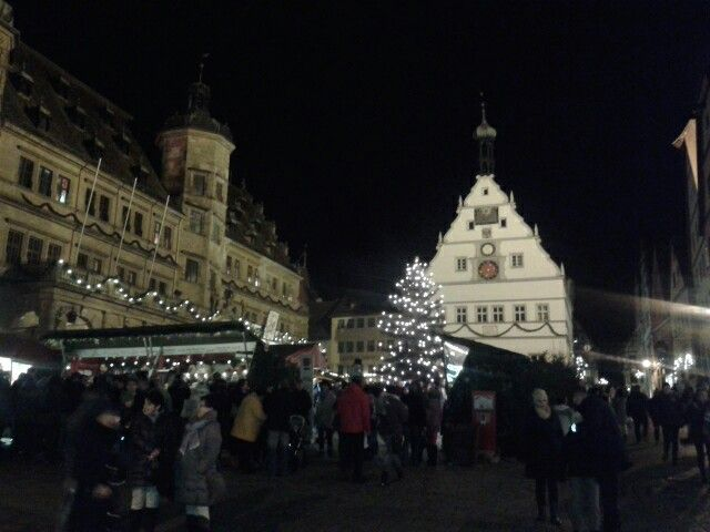 Weihnachtsmarkt Saarbrücken