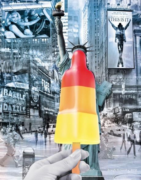 Volkskrant Magazine 50 Year Anniversary Rocket Ice via @JosephKlibansky - http://joseph.nu/pf