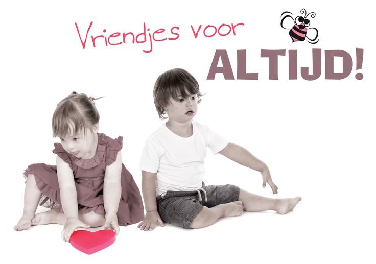 Dubbele kaart te bestellen via  www.blijbijkrijn.nl  A5 formaat  €2.95