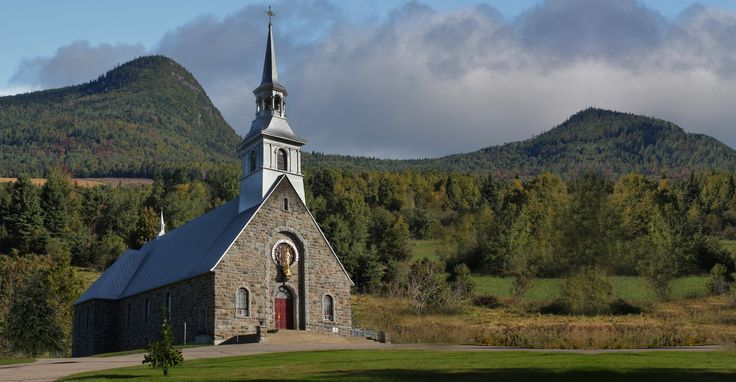 Church of Charlevoix by Michel Bellemare on 500px