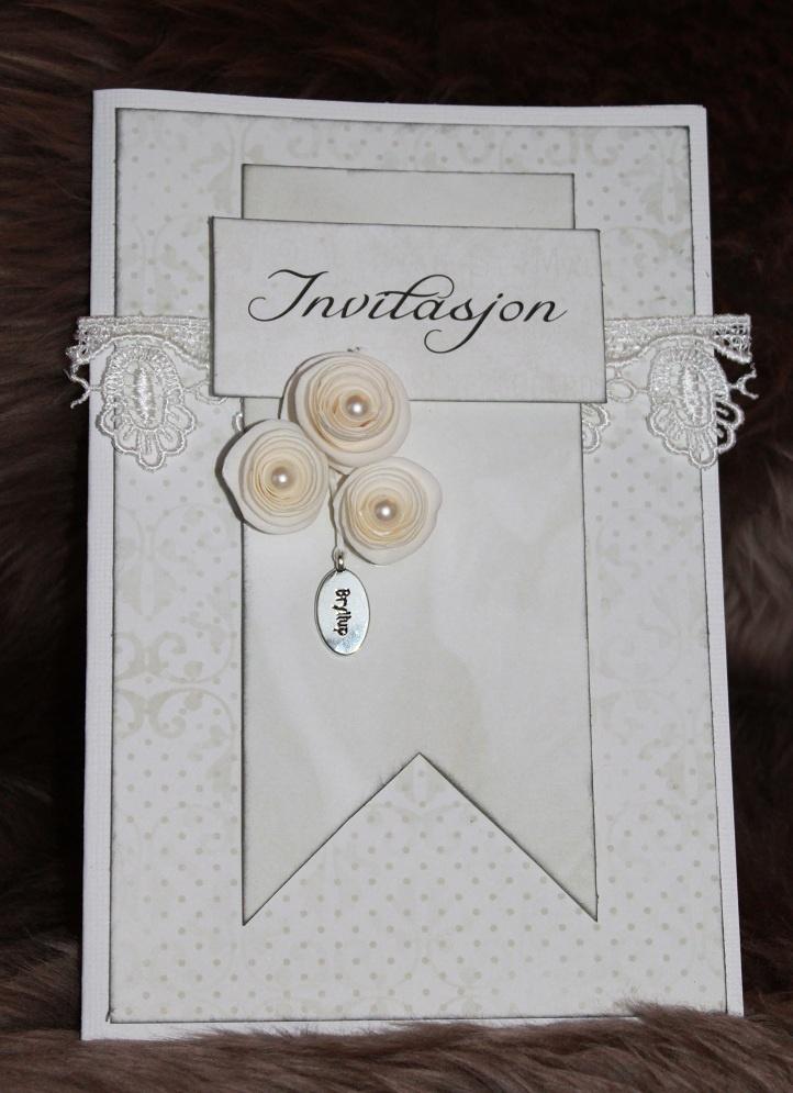 Invitation by Iren S. Mikalsen