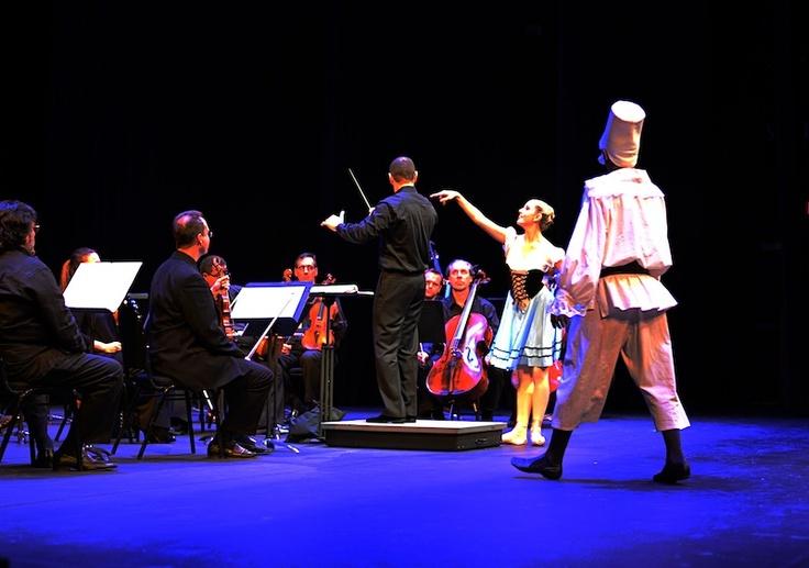 Kravis Center - Dreyfoos Concert Hall Seating Chart - West ...