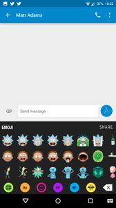 Adult Swim Keyboard un teclado muy peculiar para tu Android   No cabe duda en que todos nosotros conocemos el famoso canal de televisión Cartoon Network lugar en el que emiten muchas de las famosas series de dibujos más conocidas hasta el momento incluyendo muchos de los que nos pueden parecer más míticos.  Sin embargo hay otro canal afiliado al mismo que probablemente ya no nos suene tanto aunque su contenido es igual de alocado o incluso más en lo que emiten es bastante más extravagante y…