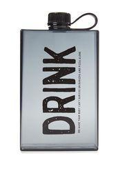 square drink bottle