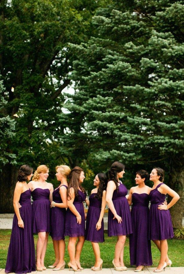 Preciosos Vestidos de Dama de Honor de J Crew 12