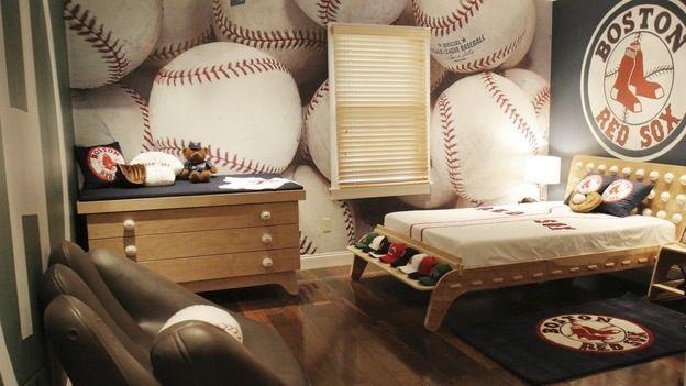 Best Baseball Room Ideas For T**N Boy Share Tyler Room 640 x 480
