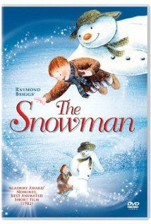 The Snowman - gorgeous soundtrack, wonderful animation and artistry. A great movie to fall asleep to.