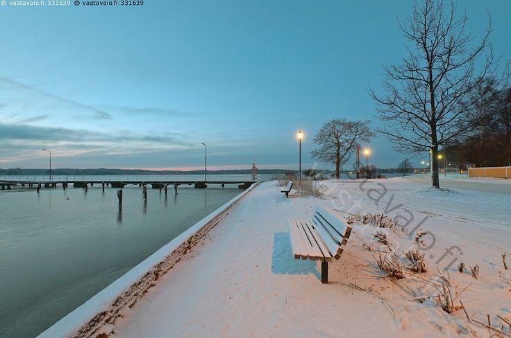 Lumiset penkit - Raasepori Tammisaari Ekenäs