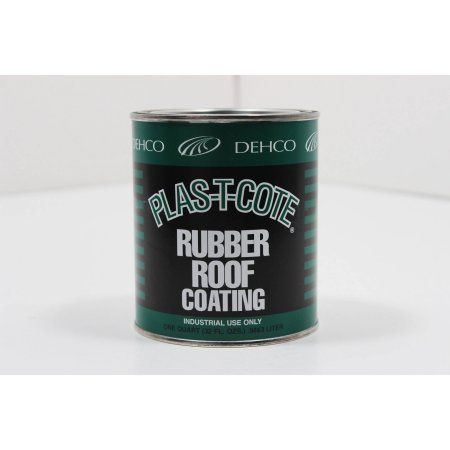 Heng's Rubber Roof Coating, White