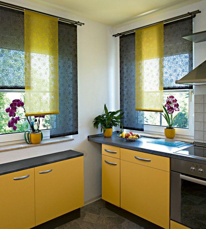 Die besten 25+ gelb Küchenschränke Ideen auf Pinterest Gelbe