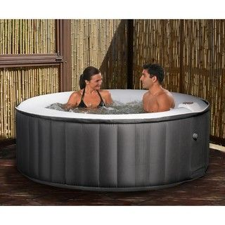 @Overstock - Place this Aero Spa anywhere, your back yard, patio, or tote it along in your RV. No time-consuming or costly installation involved, simply remove the spa from its box, plug in, press a button, and watch the Aero Spa inflate itself in minutes.http://www.overstock.com/Sports-Toys/Swim-Time-Tsunami-Inflatable-Spa/5751287/product.html?CID=214117 $596.99