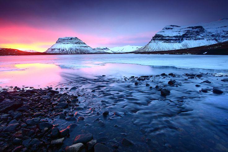Grundarfjörður, Islandia.