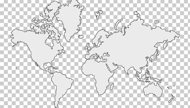 World Map Drawing Globe Png Area Art Artwork Black And White Border World Map Map Drawings