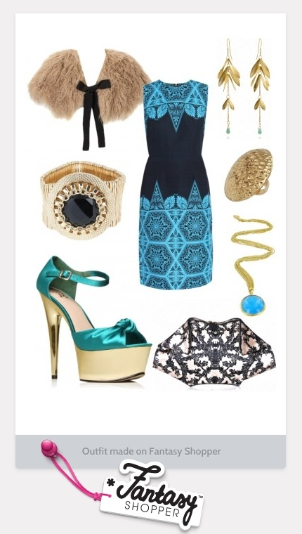 Check out this outfit I created on Fantasy Shopper, what do you think?: Girlie Girls, Fantasy Shopper