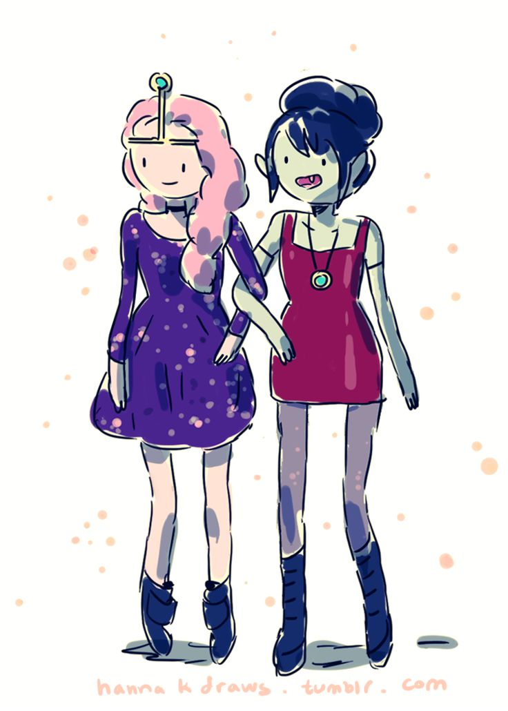 princess bubblegum and marceline relationship trust