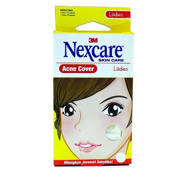 """Nexcare Acne Cover """"Ladies Pack"""" (Obat Jerawat).  Menutup Jerawat dan mengurangi infeksi akibat kontaminasi udara atau sentuhan tangan.     - Price per Pack.  http://tigaem.com/acne-cover/1143-nexcare-acne-cover-ladies-obat-jerawat.html  #nexcare #acnecare #obatjerawat #3"""