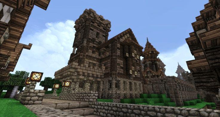 Kenderforge -medieval town (update 02/17/13) - Screenshots - Show Your Creation - Minecraft Forum - Minecraft Forum