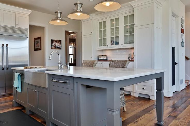 17 Best Images About Kitchen Island Lighting On Pinterest