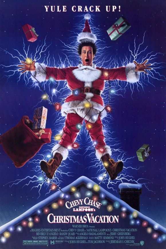 Christmas Vacation :)
