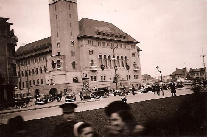 Bucuresti - Banu Manta - 1940