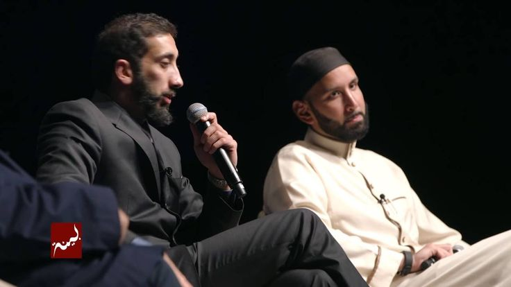 Debate & Talk Show - Nouman Ali Khan, Omar Suleiman, Abdul Nasir Jangda ...