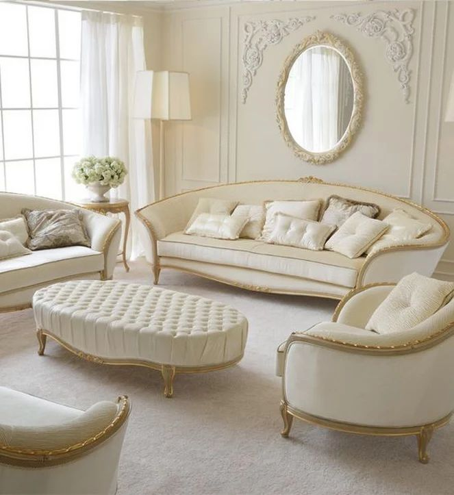 Italian Furniture Collection Contains Luxury Pieces, Soft Lines With  Palatial Designs Offering High Quality Classic Italian Furniture With  Customers Choice ... Part 88