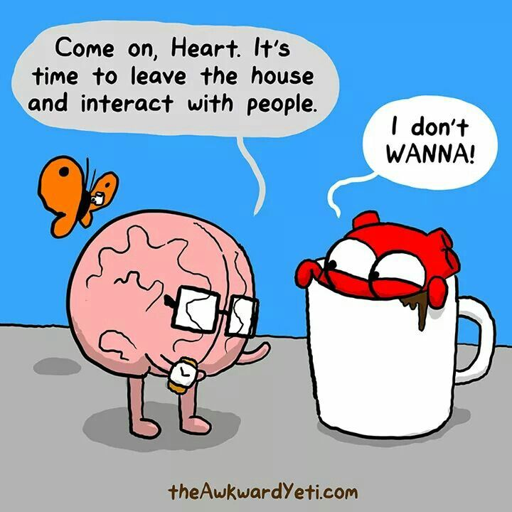 The Awkward Yeti comics