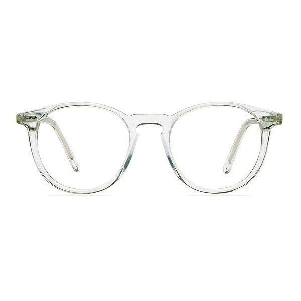 Men's Prism - Translucent round plastic - 15897 Translucent Rx... ($70) ❤ liked on Polyvore featuring men's fashion, men's accessories, men's eyewear, men's eyeglasses, mens eyeglasses, mens round eyeglasses and mens eyewear