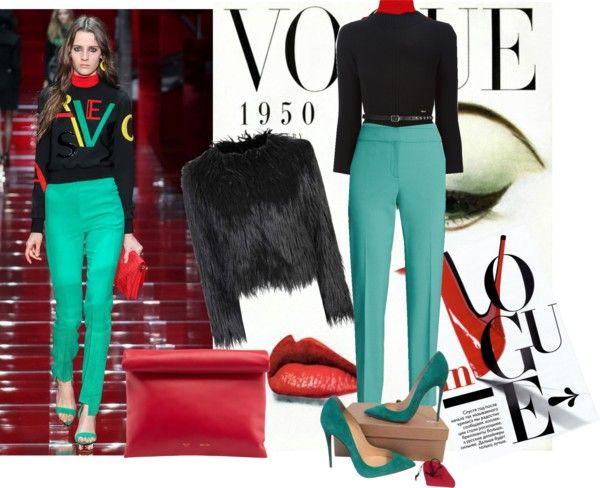 Αγαπημένοι Χρωματικοί Συνδυασμοί για τα ρούχα του Χειμώνα 2016 | Woman Oclock