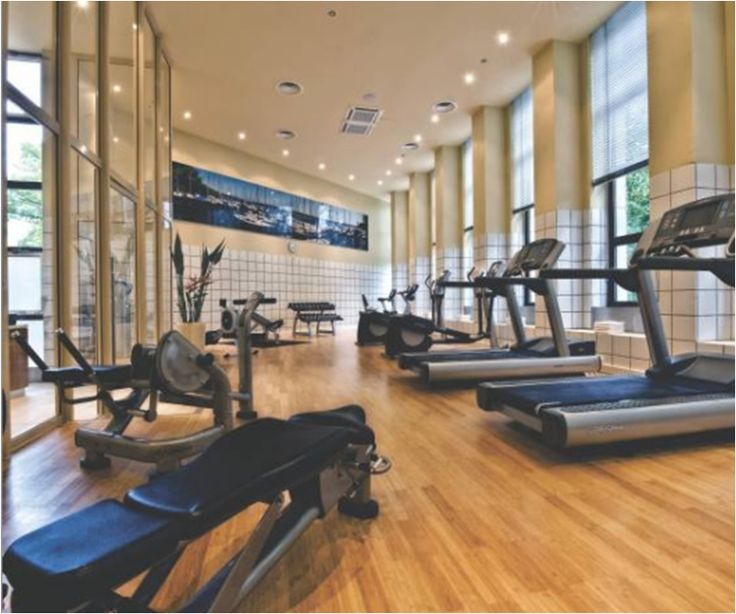 Pin by Real Estate on VMAKS Heights Fitness facilities