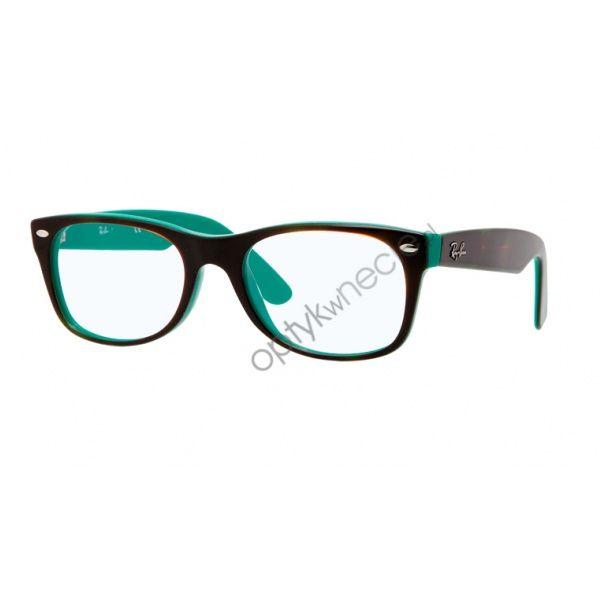 ray ban brille wayfarer rx 5121 c 2000 schwarz