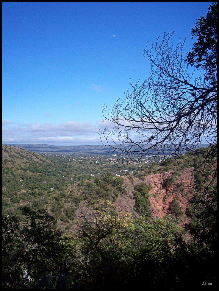 Ascenso al cerro Uritorco- Córdoba