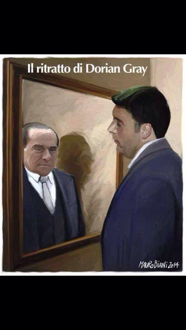 Il ritratto di Dorian Gray....