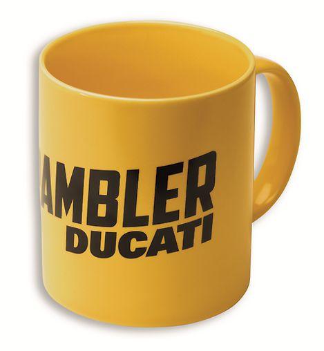 Kubek ceramiczny Ducati MILESTONE SCRAMBLER #ducati #scrambler