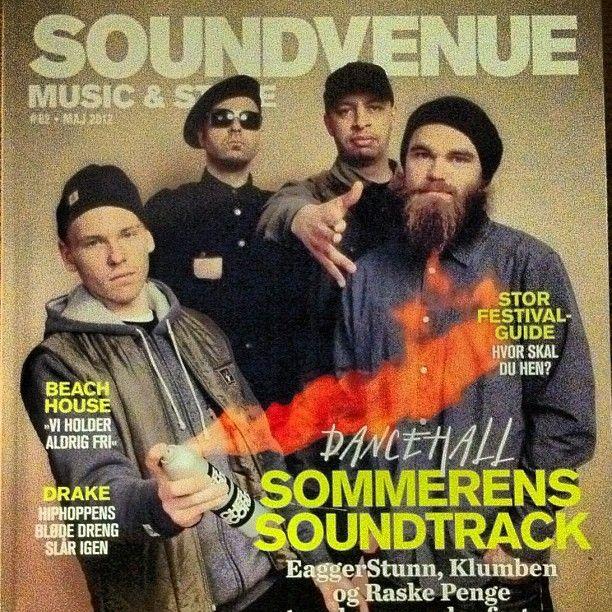 DanceHall - Sommerens Soundtrack... Forside på SoundVenue...