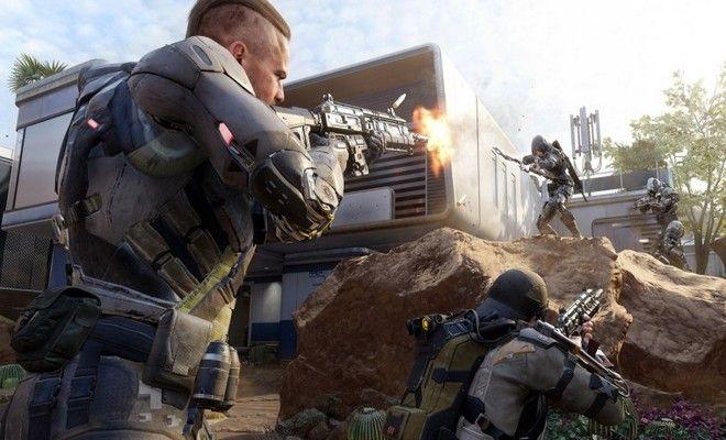 El Beta para Call of Duty: Black Ops 3 Está Disponible para Todos