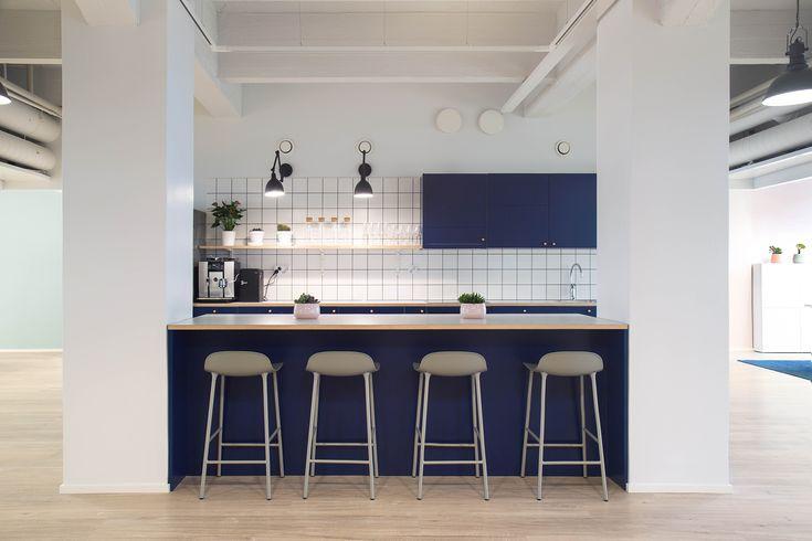 Bonusway office kitchen