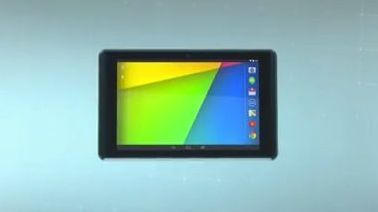 Meet the Google Project Tango Tablet