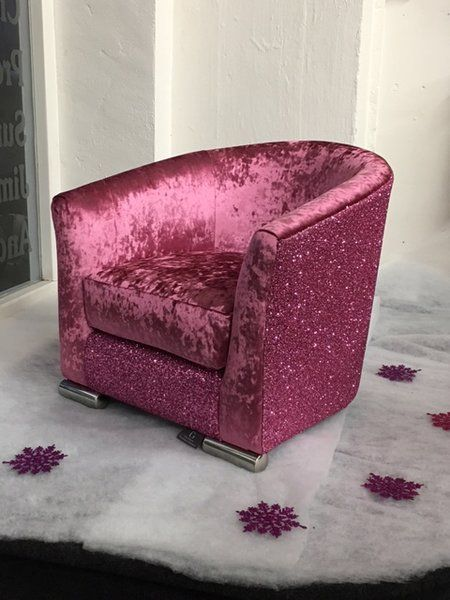 Childrens Furniture Range Glitter Chairs The Glitter