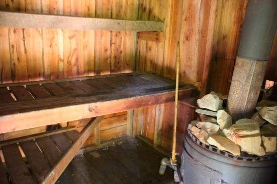 sauna