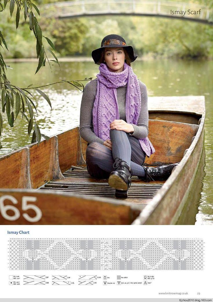 【转载】Knit Now Magazine Issue 38 2014 (2) - 编织幸福的日志 - 网易博客