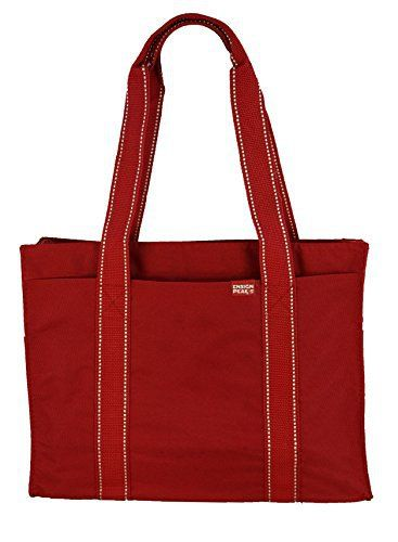 New Trending Tote Bags: Poly Zipper Tote Bag, Red. Poly Zipper Tote Bag, Red  Special Offer: $11.98  111 Reviews Ensign Peak's durable poly zipper tote bag features two main outside pockets and two side outside pockets. The full zipper top keeps things out of sight and secure. The inside of the bag features a spacious main...