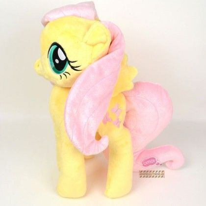 My Little Pony Ystävyyden Taikaa: Fluttershy pehmolelu (50cm)