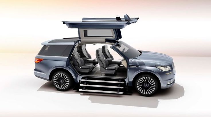 The 2018 Lincoln Navigator Concept: This Is It But Why?
