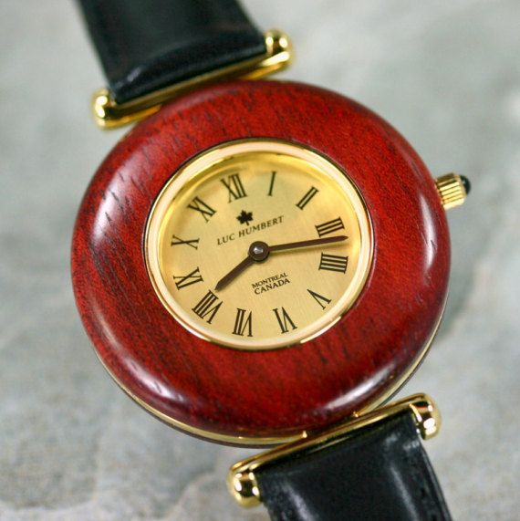 Women watches gold Gold watch women Women by HUMBERTcreations