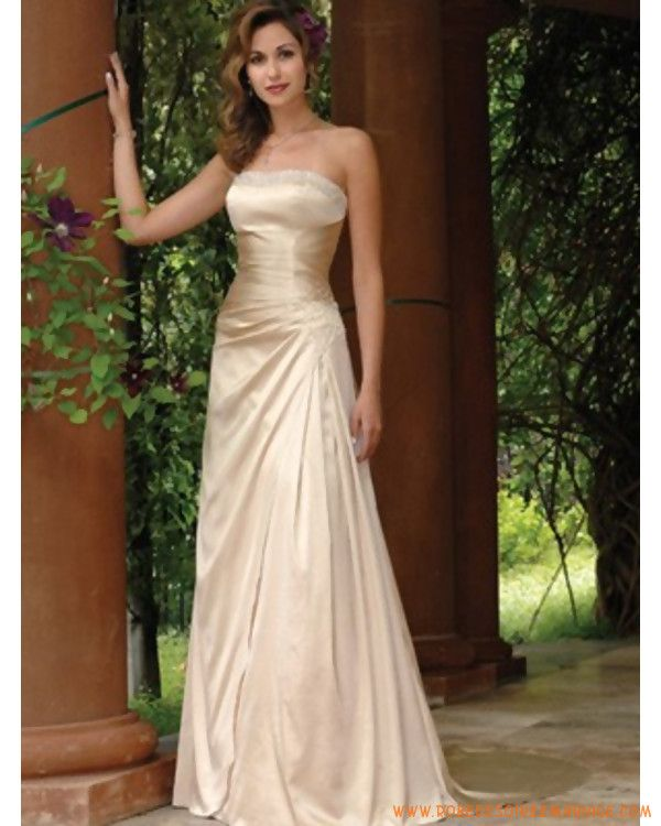 ... robe de mariée pas cher paris  Pinterest  Satin, Paris and Robes